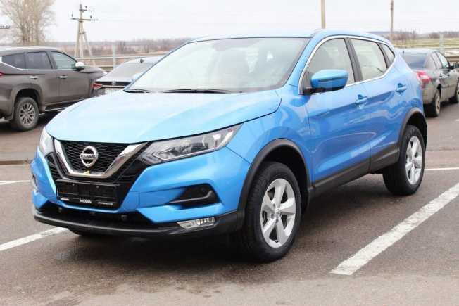 Nissan Qashqai, 2020 год, 1 466 000 руб.