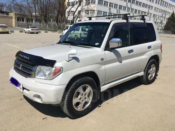 Mitsubishi Pajero iO, 2007 год, 575 000 руб.