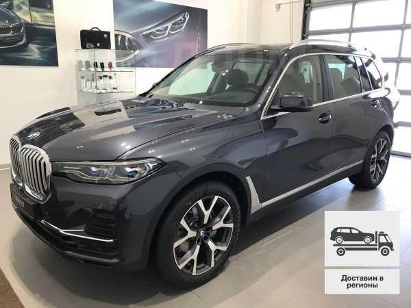 BMW X7, 2019 год, 6 636 000 руб.