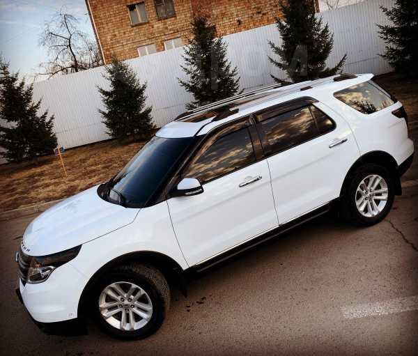 Ford Explorer, 2014 год, 1 400 000 руб.