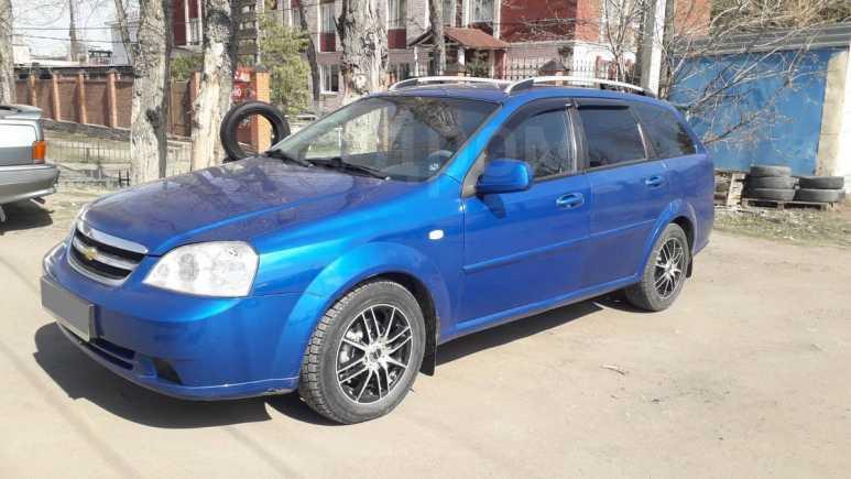 Chevrolet Lacetti, 2010 год, 345 000 руб.