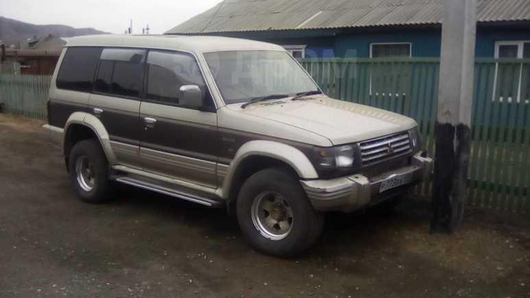Mitsubishi Pajero, 1991 год, 273 000 руб.