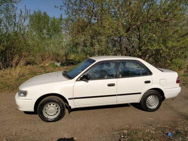 Toyota Corolla, 1999 год, 195 000 руб.
