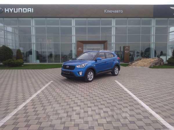 Hyundai Creta, 2020 год, 980 000 руб.
