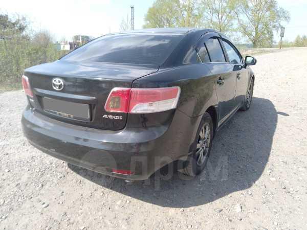 Toyota Avensis, 2009 год, 595 000 руб.