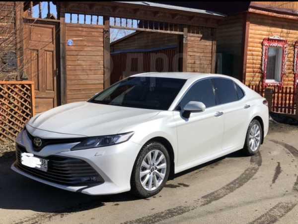Toyota Camry, 2018 год, 1 795 000 руб.