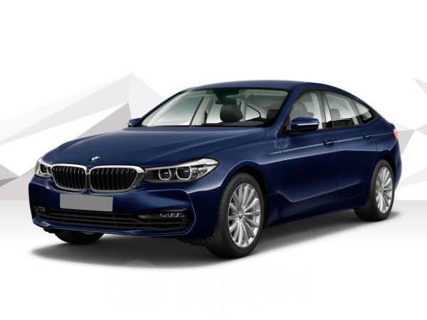 BMW 6-Series Gran Turismo, 2020 год, 3 813 383 руб.