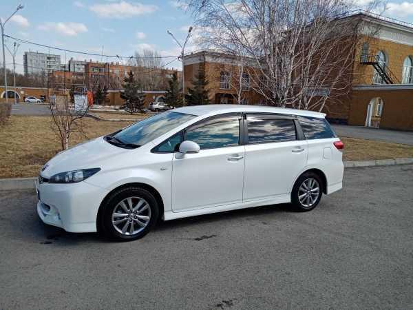 Toyota Wish, 2012 год, 915 000 руб.