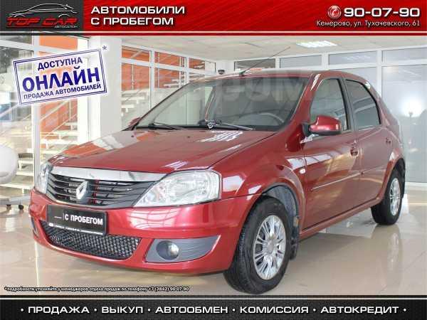 Renault Logan, 2013 год, 349 999 руб.