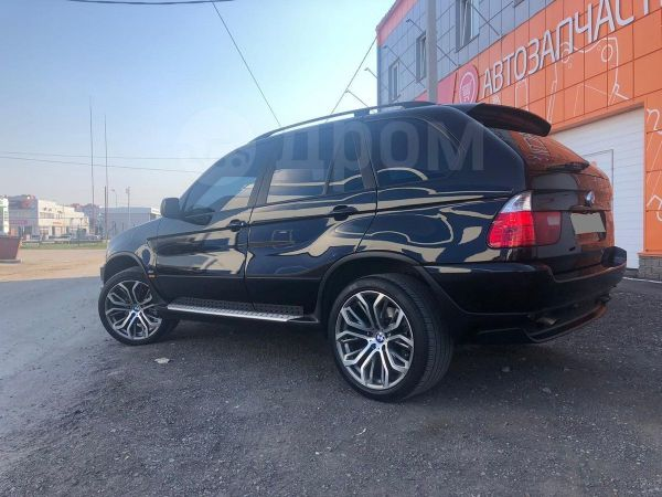 BMW X5, 2002 год, 657 000 руб.