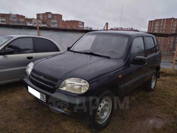 Chevrolet Niva, 2005 год, 148 000 руб.