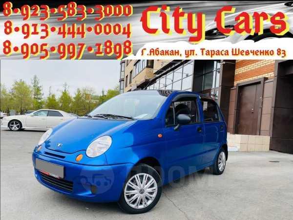 Daewoo Matiz, 2011 год, 179 000 руб.