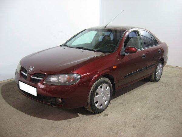 Nissan Almera, 2006 год, 248 000 руб.