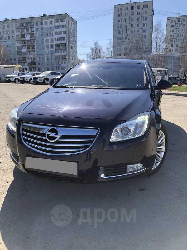 Opel Insignia, 2013 год, 635 000 руб.