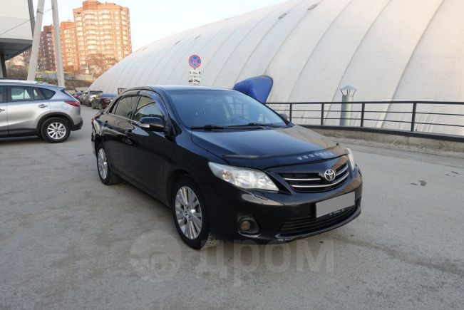 Toyota Corolla, 2011 год, 670 000 руб.