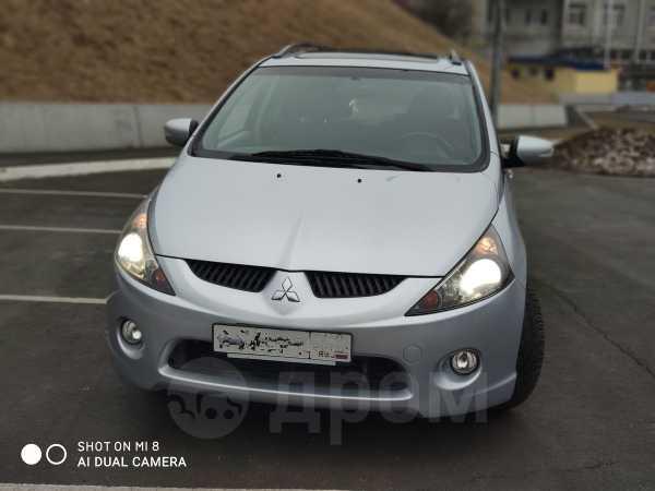 Mitsubishi Grandis, 2006 год, 485 000 руб.