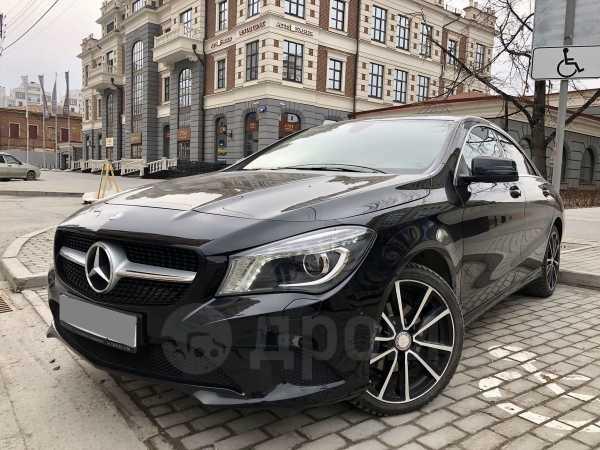 Mercedes-Benz CLA-Class, 2015 год, 1 400 000 руб.