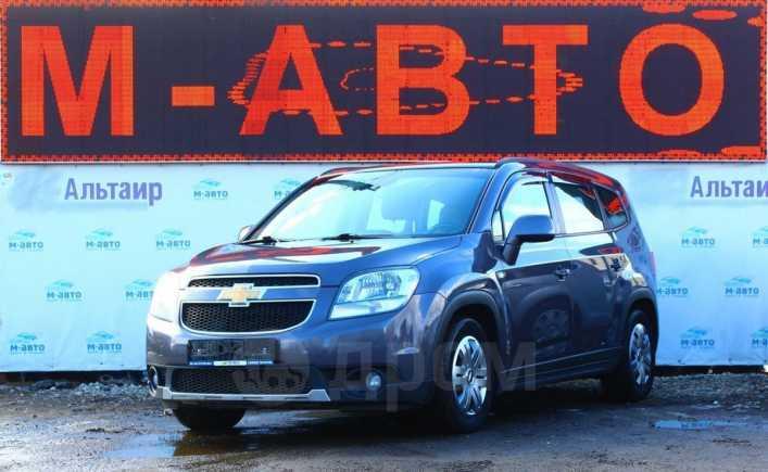 Chevrolet Orlando, 2012 год, 615 000 руб.