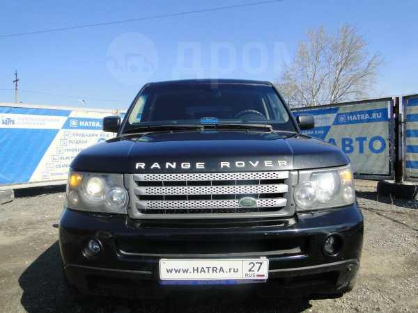 Land Rover Range Rover Sport, 2008 год, 777 000 руб.