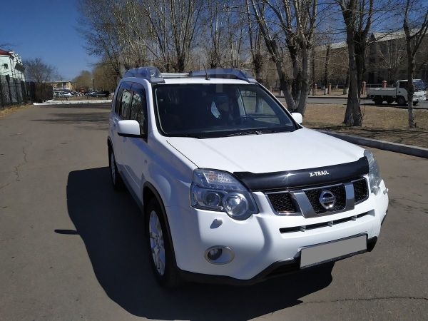 Nissan X-Trail, 2013 год, 899 000 руб.