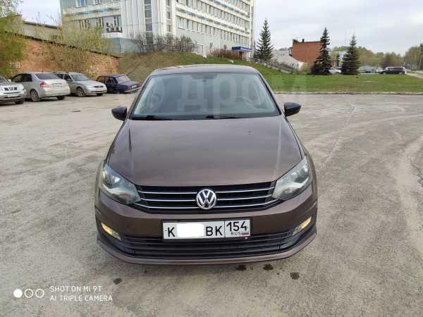 Volkswagen Polo, 2017 год, 738 000 руб.