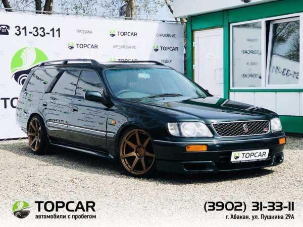 Nissan Stagea, 1997 год, 350 000 руб.