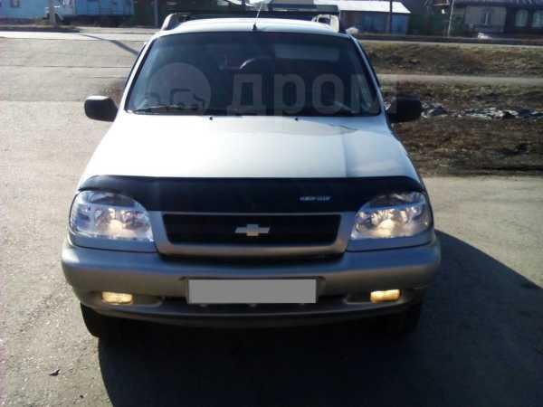 Chevrolet Niva, 2009 год, 288 000 руб.