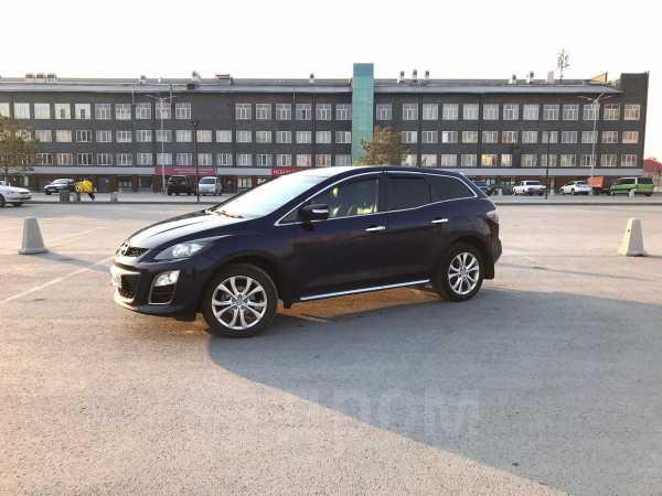 Mazda CX-7, 2011 год, 595 000 руб.