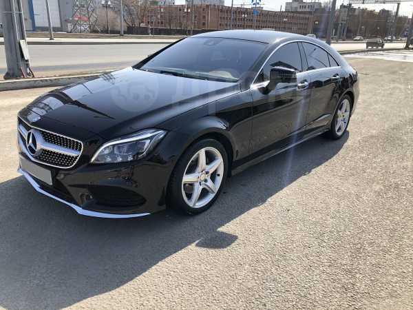 Mercedes-Benz CLS-Class, 2015 год, 2 450 000 руб.