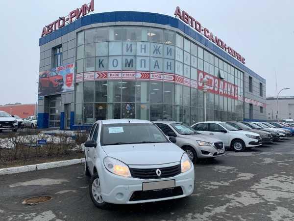 Renault Sandero, 2011 год, 219 000 руб.