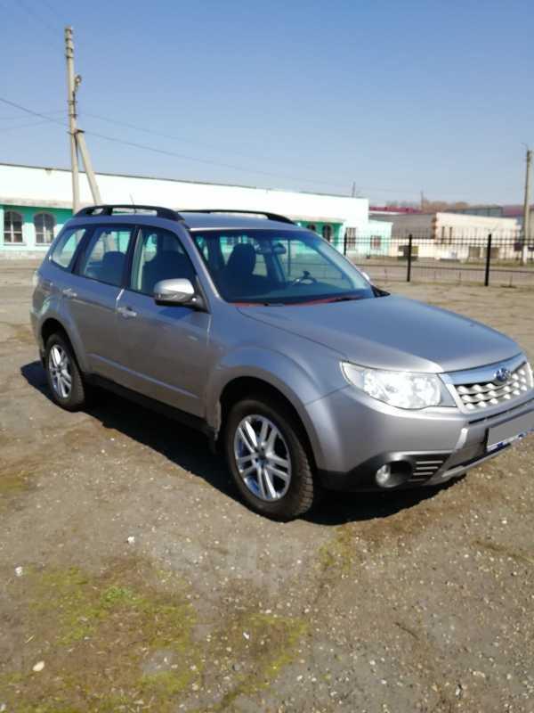 Subaru Forester, 2011 год, 745 000 руб.