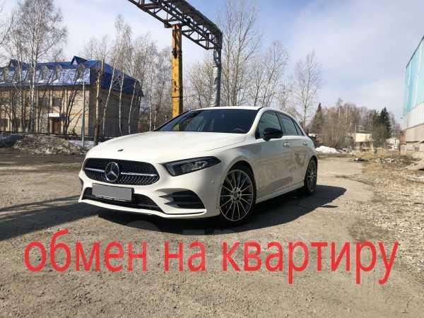 Mercedes-Benz A-Class, 2018 год, 1 900 000 руб.