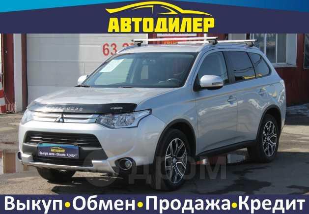 Mitsubishi Outlander, 2014 год, 1 030 000 руб.