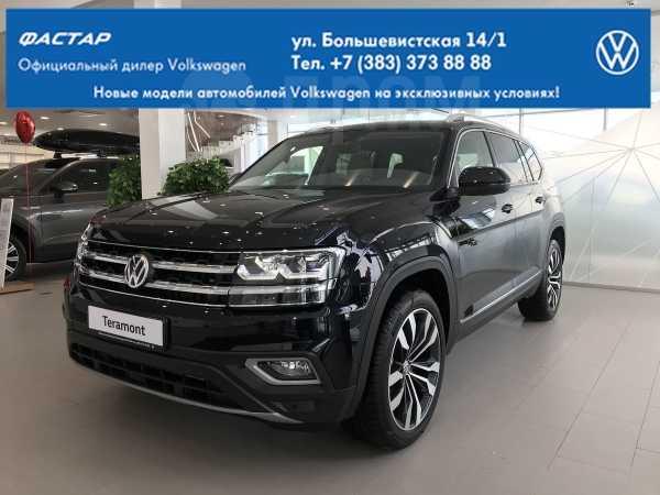 Volkswagen Teramont, 2019 год, 3 994 000 руб.
