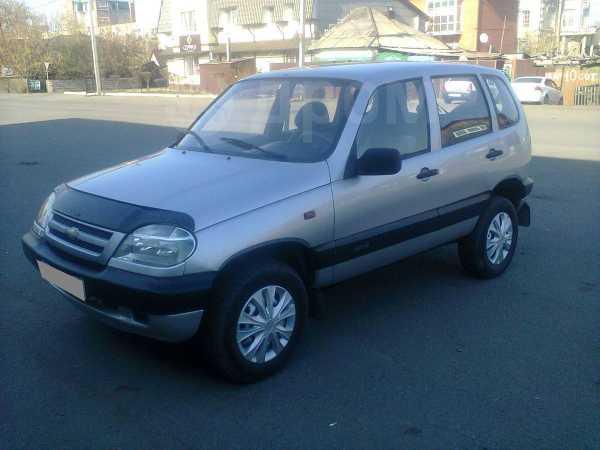 Chevrolet Niva, 2004 год, 198 000 руб.