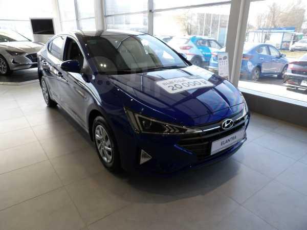 Hyundai Elantra, 2020 год, 1 160 000 руб.