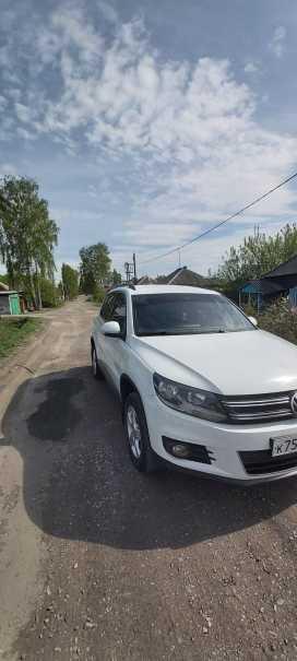 Белово Tiguan 2015