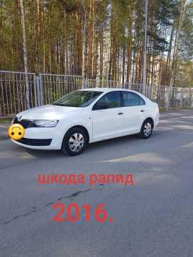 Томск Skoda Rapid 2016