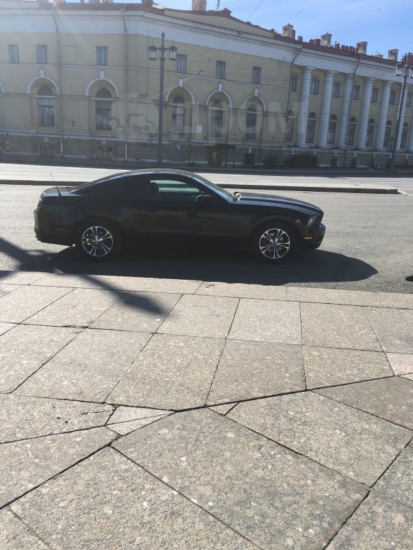 Ford Mustang, 2013 год, 1 350 000 руб.