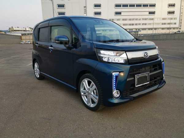 Daihatsu Move, 2017 год, 600 000 руб.