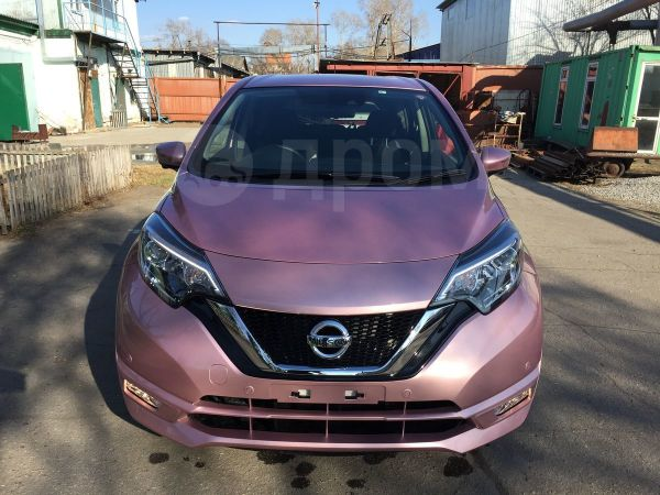 Nissan Note, 2019 год, 646 000 руб.