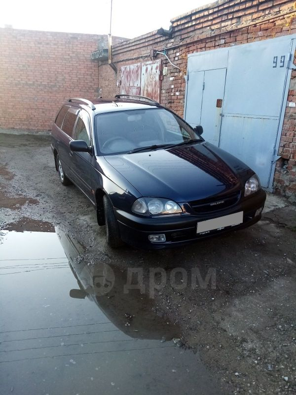 Toyota Caldina, 1998 год, 279 000 руб.