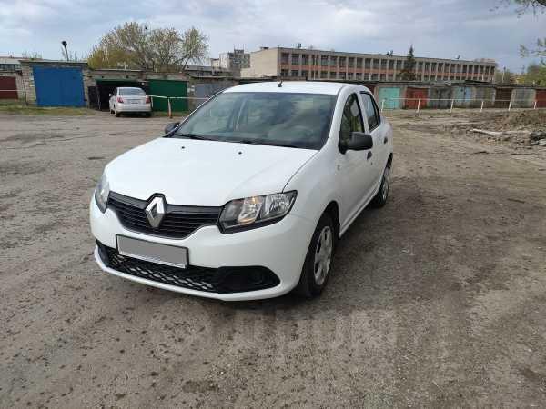 Renault Logan, 2017 год, 435 000 руб.