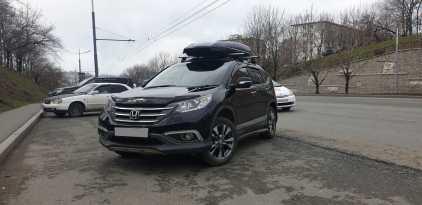 Владивосток CR-V 2012