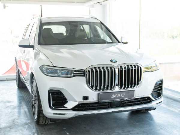 BMW X7, 2020 год, 6 742 400 руб.