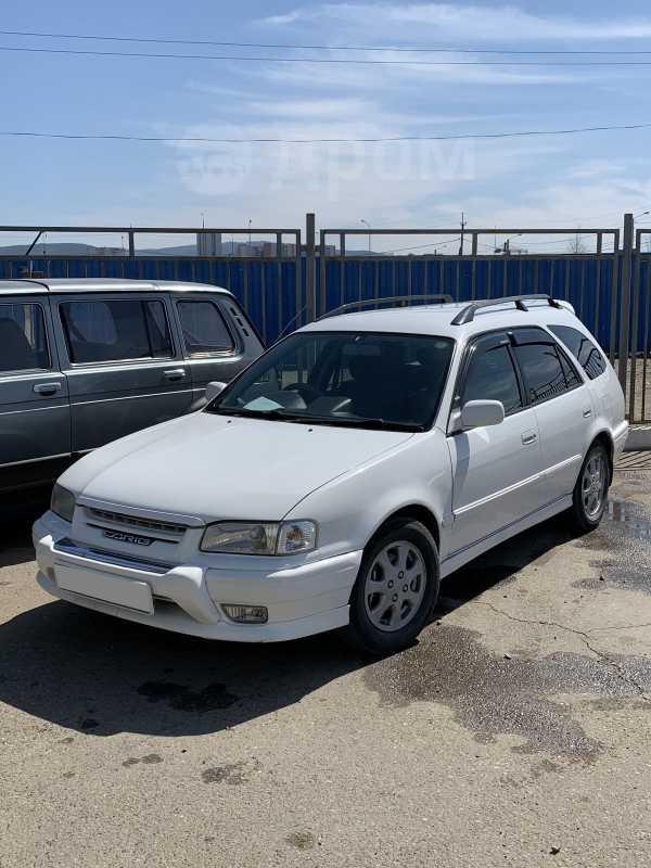 Toyota Sprinter Carib, 2001 год, 268 000 руб.