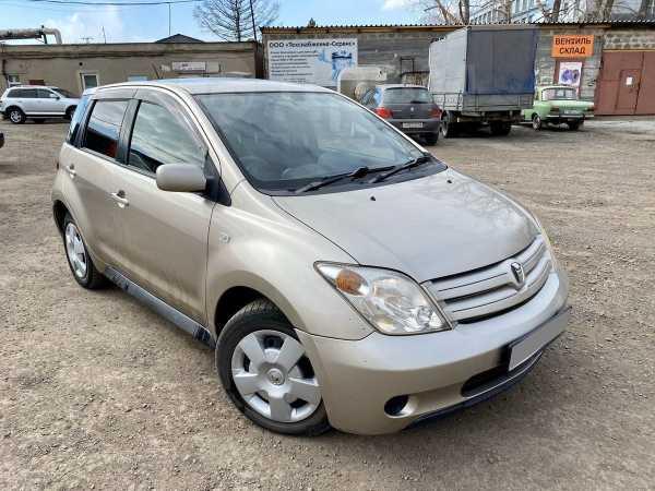 Toyota ist, 2003 год, 299 000 руб.