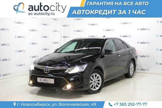 Toyota Camry, 2016 год, 1 449 000 руб.