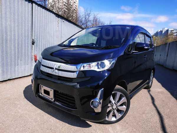 Mitsubishi ek Custom, 2014 год, 489 000 руб.