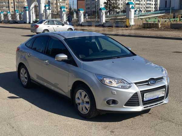 Ford Focus, 2013 год, 457 000 руб.